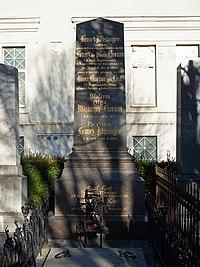 Grave of Olga Wisinger-Florian, Vienna, 2020.jpg