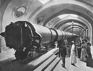 Great Paris Exhibition Telescope of 1900