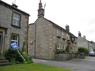 Great Longstone village and civil parish in Derbyshire Dales district, Derbyshire, England