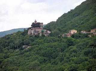 Greccio Comune in Lazio, Italy