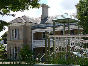 Caulfield North, Victoria - Image: Grimwade house caulfield north