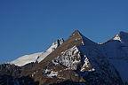 Austria - Tyrol, Kals am Großglockner, Widok z o�