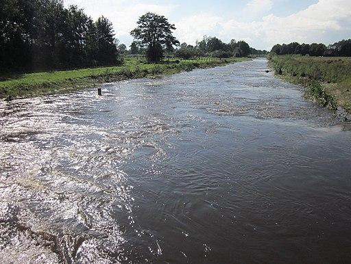 Groenlosche Slinge Hoogwater