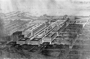 The Mall (Cleveland) - The Group Plan of 1903
