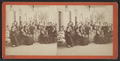 Group portrait on a piazza, by Louis Alman.png