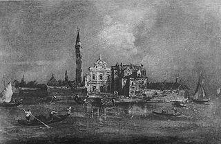 Wyspa Santo Spirito w Wenecji
