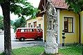 GuentherZ 2011-06-04 0118 Muehlbach am Manhartsberge Statue heiliger Florian.jpg