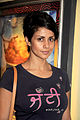 Gul Panag at a special screening of 'The Dark Knight Rises' 07.jpg