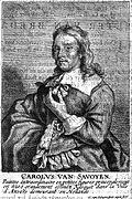 Carel van Savoyen