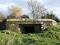Gun emplacement on Crimson Hill - geograph.org.uk - 353833.jpg