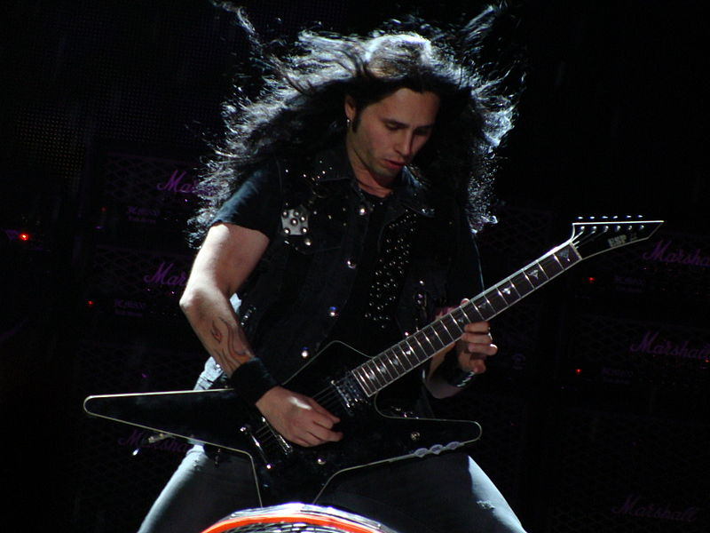 From Gus G (Wikipedia)