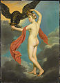 Gustav-Adolphe Diez - Hebe with Jupiter in the Guise of an Eagle, 1826.jpg