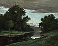 Gustave Courbet (1819-1877) (imitator of) - Landscape - NG4182 - National Gallery.jpg