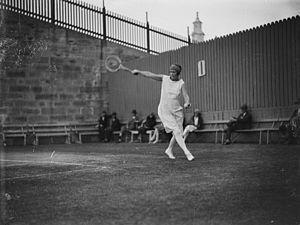Gwen Utz - Gwen Utz (circa 1925) in New South Wales.
