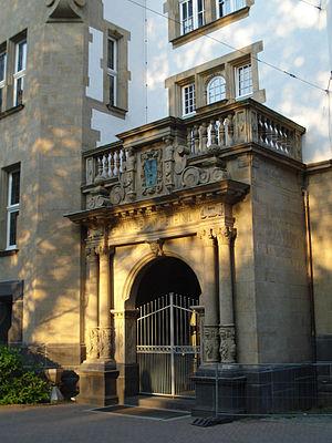 Gymnasium Petrinum Recklinghausen cover