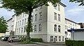 Gymnasium an der Willmsstraße, Delmenhorst, Gebäude A, von Nordwesten gesehen.jpg