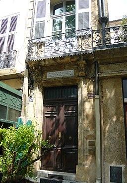 Hôtel de Mazenod 53 cours Mirabeau Aix-en-Provence