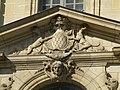 Hôtel de Ville de Rennes - fronton sud.JPG