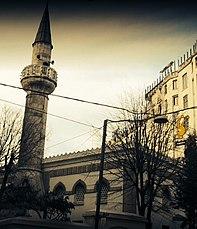 Mezquita de Ağa, Estambul (1597)