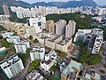 HKBU Baptist University Road Campus Overview 201612.jpg