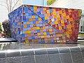HK 中環 Central 國際金融中心 IFC 平台 terrace roof garden the colorful glass tiles sculptures April 2020 SS2 03.jpg