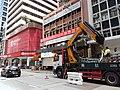 HK 中環 Central 皇后大道中 Queen's Road Central morning Sunday June 2019 SSG 10.jpg
