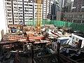 HK 石塘咀 Shek Tong Tsui 翰林峰 Novum West construction site view from Clarence Terrace Nov 2017 IX1 03.jpg