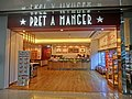 HK Central The Center 中環中心 shop Pret A Manger restaurant sign Sep-2014 RedMi.JPG