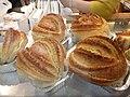 HK Shek Tong Tsui 石塘咀 STT Bakery 生命物麵包店 food shop 椰絲 甜麵 Coconut sweet breads 椰賓 Buns April 2018 LGM 01.jpg