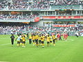 HK Stadium football Jamaica Olympic Team.JPG