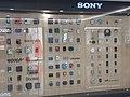HK TST 尖沙咀 Tsim Sha Tsui 海港城 Harbour City Ocean Centre mall shop Sony display product development history list January 2020 SS2 01.jpg