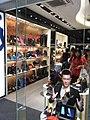 HK TST night Haiphong Road footwear shop Sept-2012.JPG