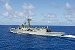 HMAS Sydney at sea in June 2013.jpg