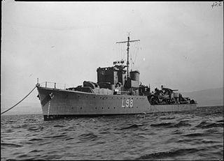 HMS <i>Oakley</i> (L98)