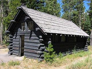 String Lake Comfort Station United States historic place