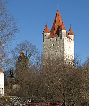 Haag in Oberbayern - Castle tower