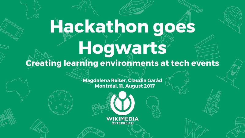 File:Hackathon goes Hogwarts - Creating learning environments at tech events.pdf
