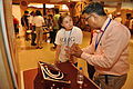 Hacking Space Participants Visit Science and Technology Heritage of India Gallery - Science Exploration Hall - Science City - Kolkata 2016-03-29 3114.JPG