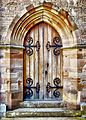 Haddo House Chapel door.jpg