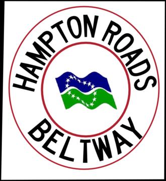 Hampton Roads Beltway - Image: Hampton roads beltway