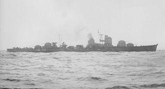 Japanese destroyer Hanazuki - Hanazuki