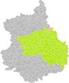 Hanches (Eure-et-Loir) dans son Arrondissement.png