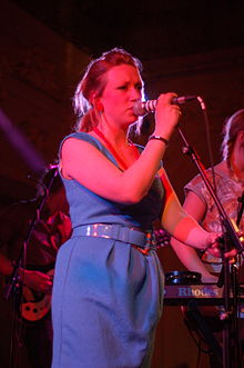 Hanne Hukkelberg at Bush Hall in 2009