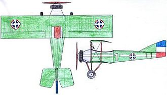 Hanriot HD.32 - Image: Hanriot HD.32 0 002