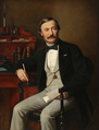 Hans Christian Jensen - Frederik Christian Bruun - 1869.png