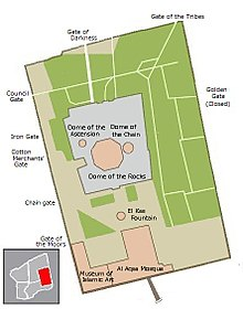 Gates of the Temple Mount - Wikipedia