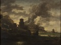 Harbour Scene - Nationalmuseum - 17200.tif