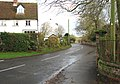 Harleston Road past Drayton House - geograph.org.uk - 1594064.jpg