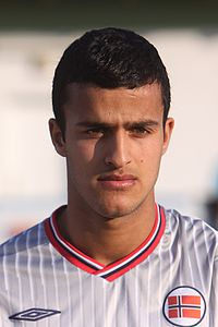 Harmeet Singh (Vålerenga Oslo) - Norway national under-21 football team (01).jpg