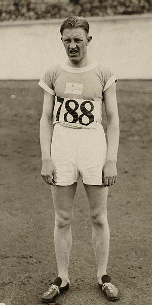 Harri Larva - Harri Larva at the 1928 Olympics